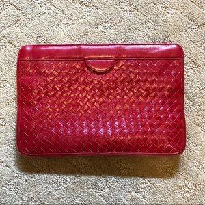 Koret red Clutch Bag
